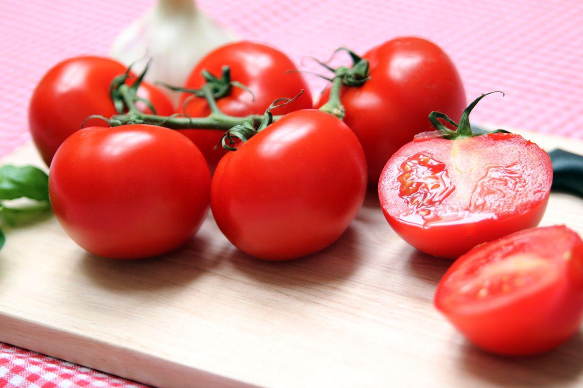 Tomatensuppe Thermomix