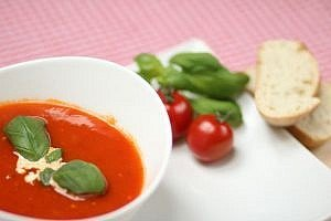 Tomatensuppe Thermomix Ruck Zuck Rezept