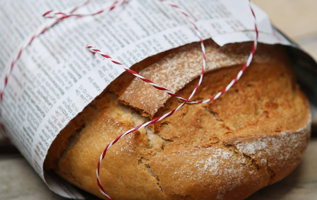 Mischbrot Wie Vom Bäcker A Matter Of Taste