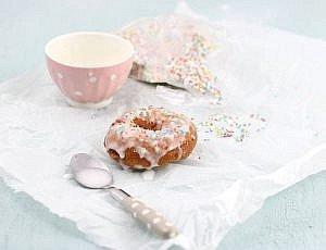 Donuts backen- der 2. Versuch