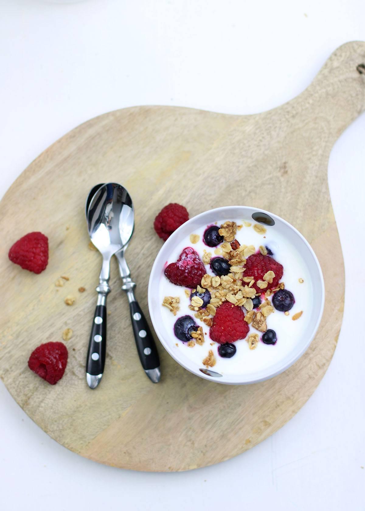 Crunchy Knuspermüsli selber machen