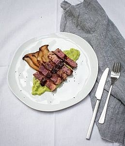 Sous Vide Steak im Thermomix
