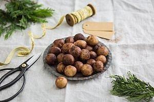 Marzipankartoffeln selbermachen so geht`s