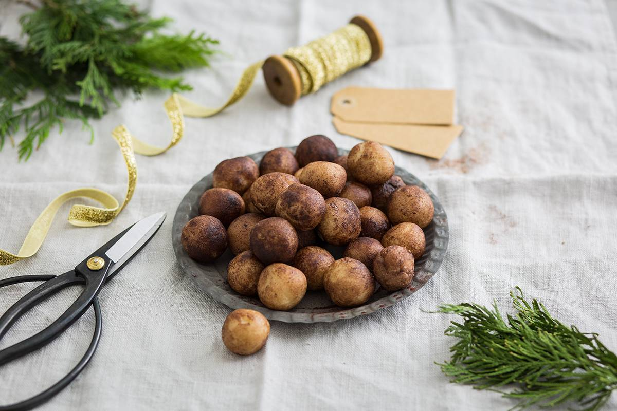 Marzipankartoffeln selbermachen