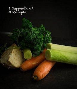 Ein Suppenbund: drei passende Rezeptideen