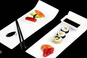 Sushi selbst machen +Teriyaki Sauce
