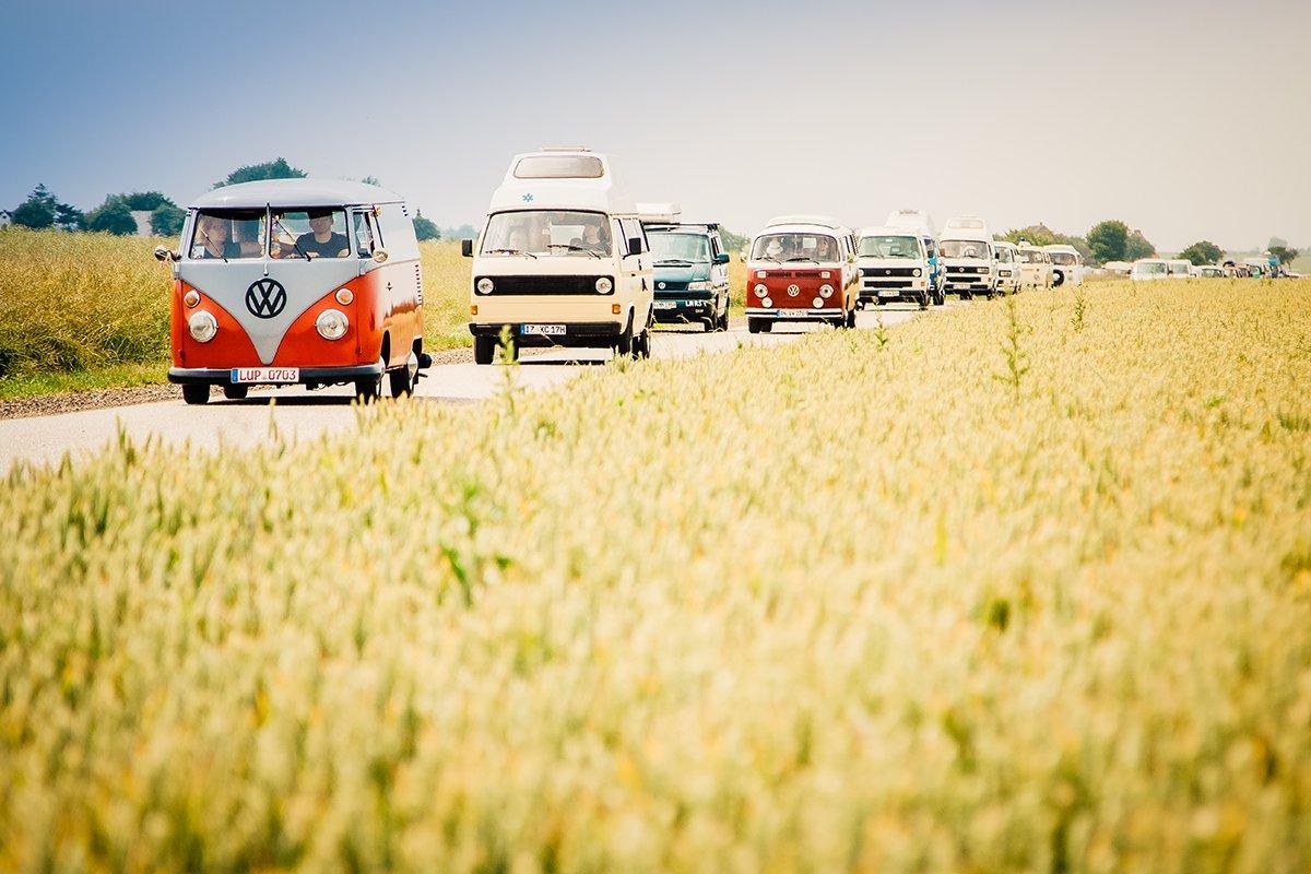 Convoi Midsummer Bulli Festival