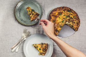 Rezept Quiche – der ultimative Party Tipp