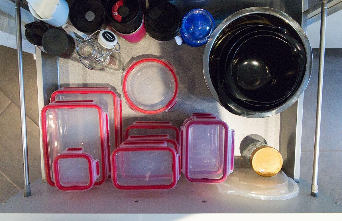 Emsa Frischhaltedosen aus Glas