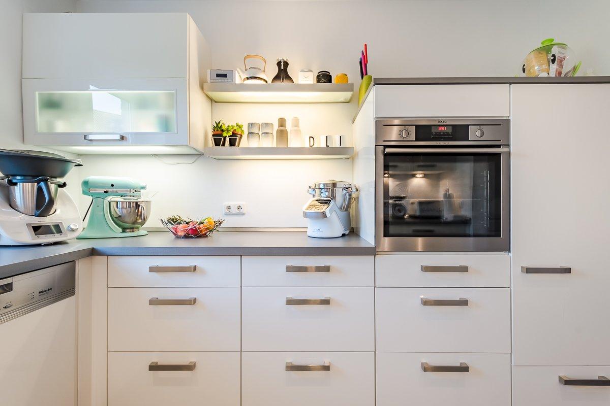 endlich ordnung in den k chenschr nken mit neuen glasdosen. Black Bedroom Furniture Sets. Home Design Ideas