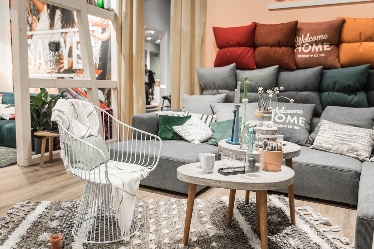 IMM Cologne Tom Tailor Home