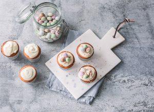 Ostermuffins backen – ganz einfach