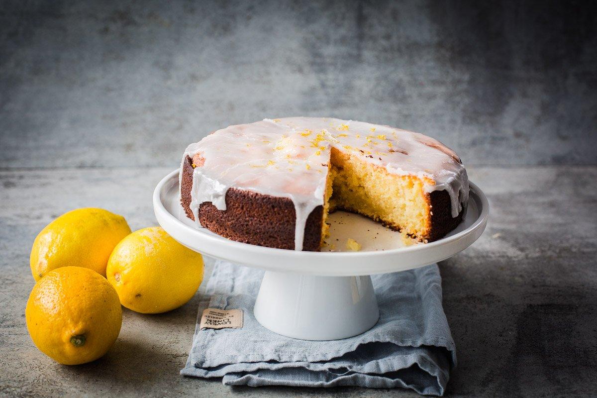 Saftiger Zitronenkuchen So Einfach Und Lecker A Matter Of Taste