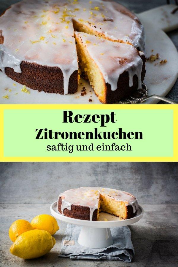 Dieser Zitronenkuchen ist besonders saftig und fluffig. Er passt zu jeder Gelegenheit. Egal ob zum Kindergeburtstag oder zum Kaffeebesuch. Das Rezept ist besonders einfach und eignet sich auch perfekt für den Thermomix.