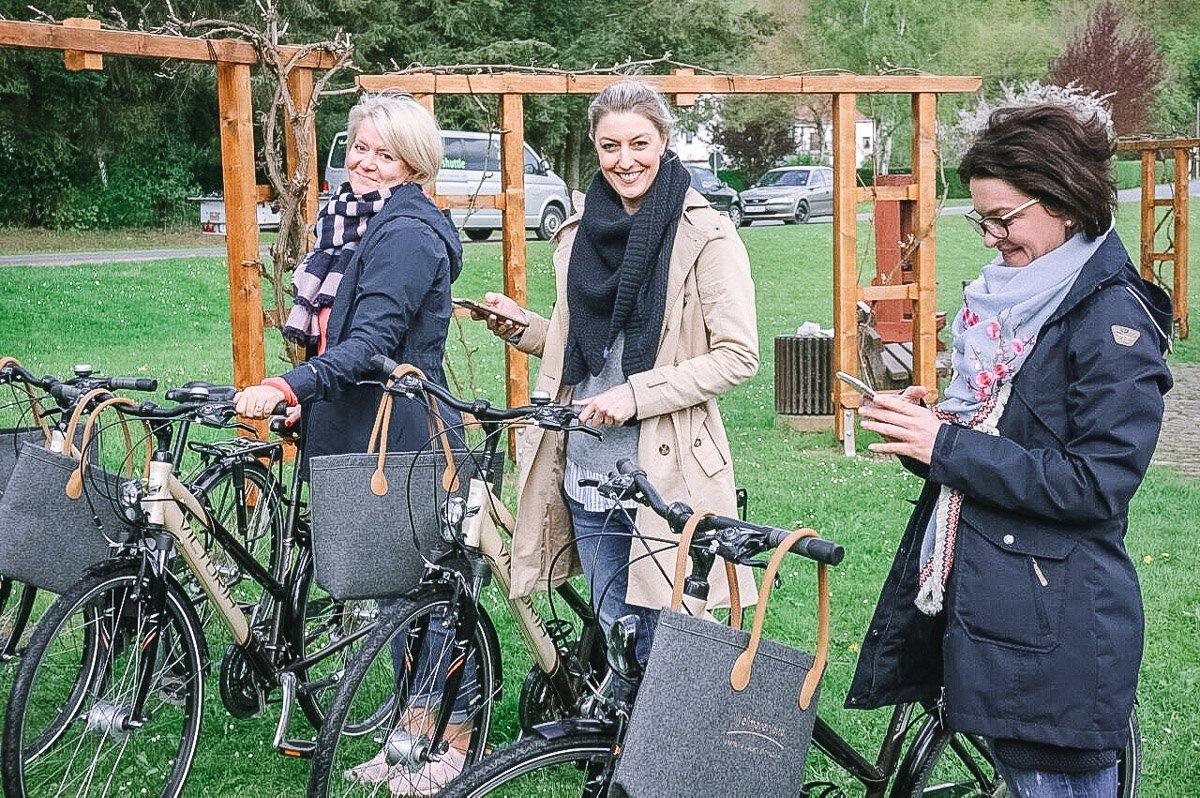 Weimarer Land Fahrradtour