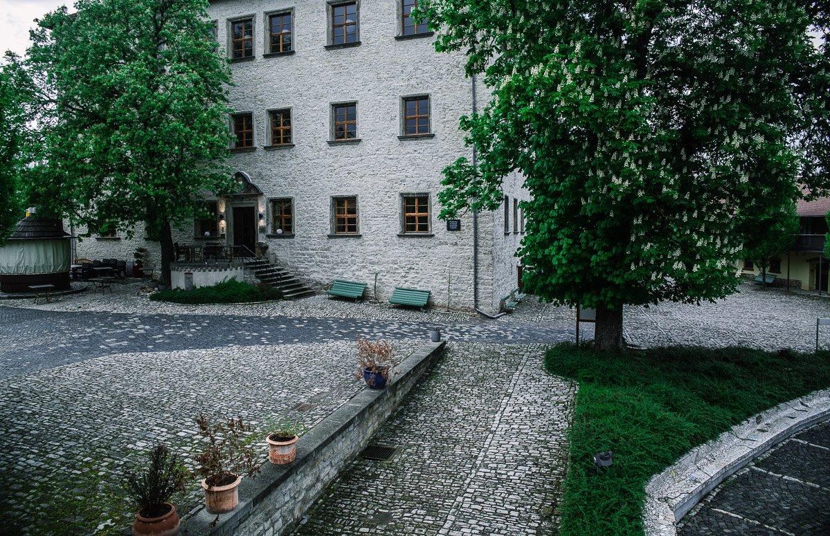 Weimarer Land Hotel Resort Schloss Auerstedt