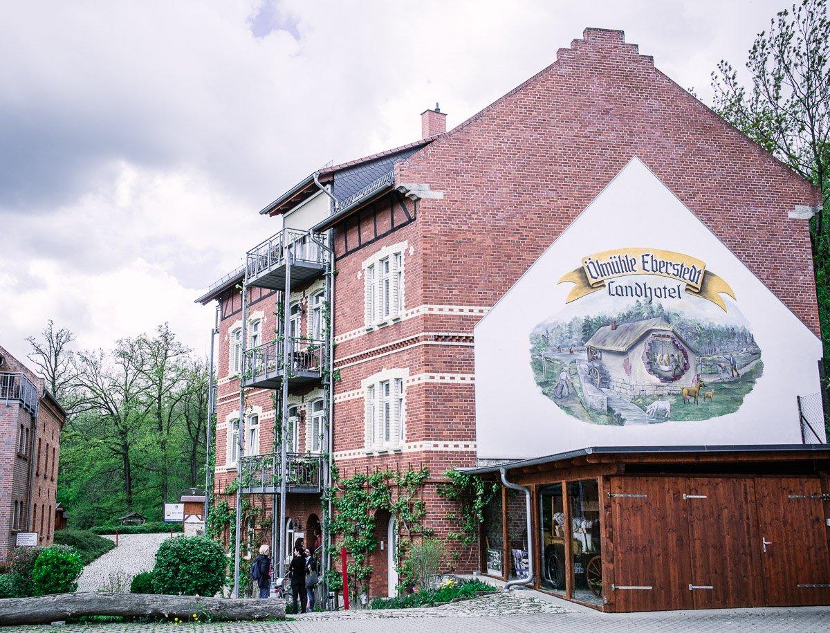 Weimarer Land Öhlmühle Eberstedt