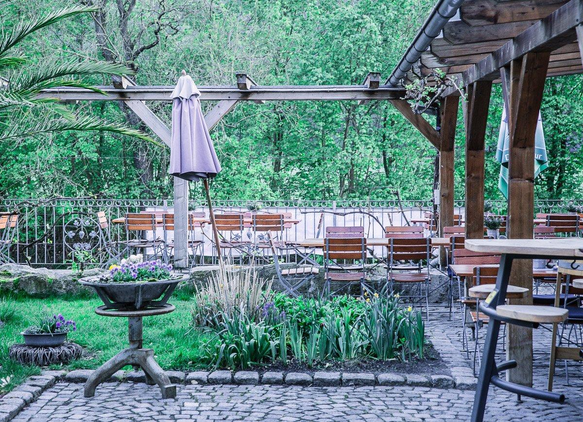 Weimarer Land Weingut Zahn Restaurant
