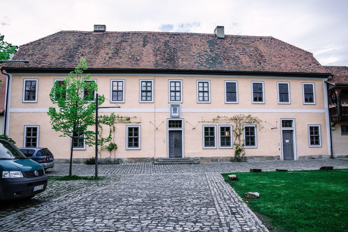 Weimarer Land Forsthaus Willrode