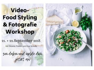 Food Fotografie & Video Workshop
