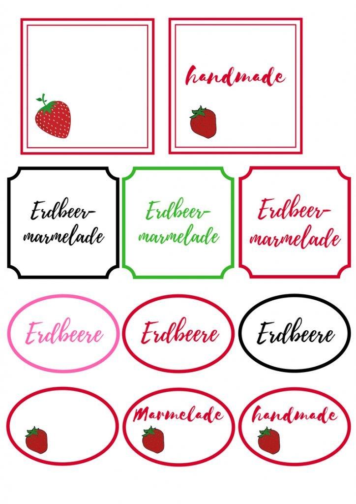 Erdbeermarmelade Selber Machen So Einfach Gehts A