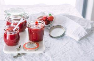 Erdbeermarmelade selber machen – so einfach geht´s