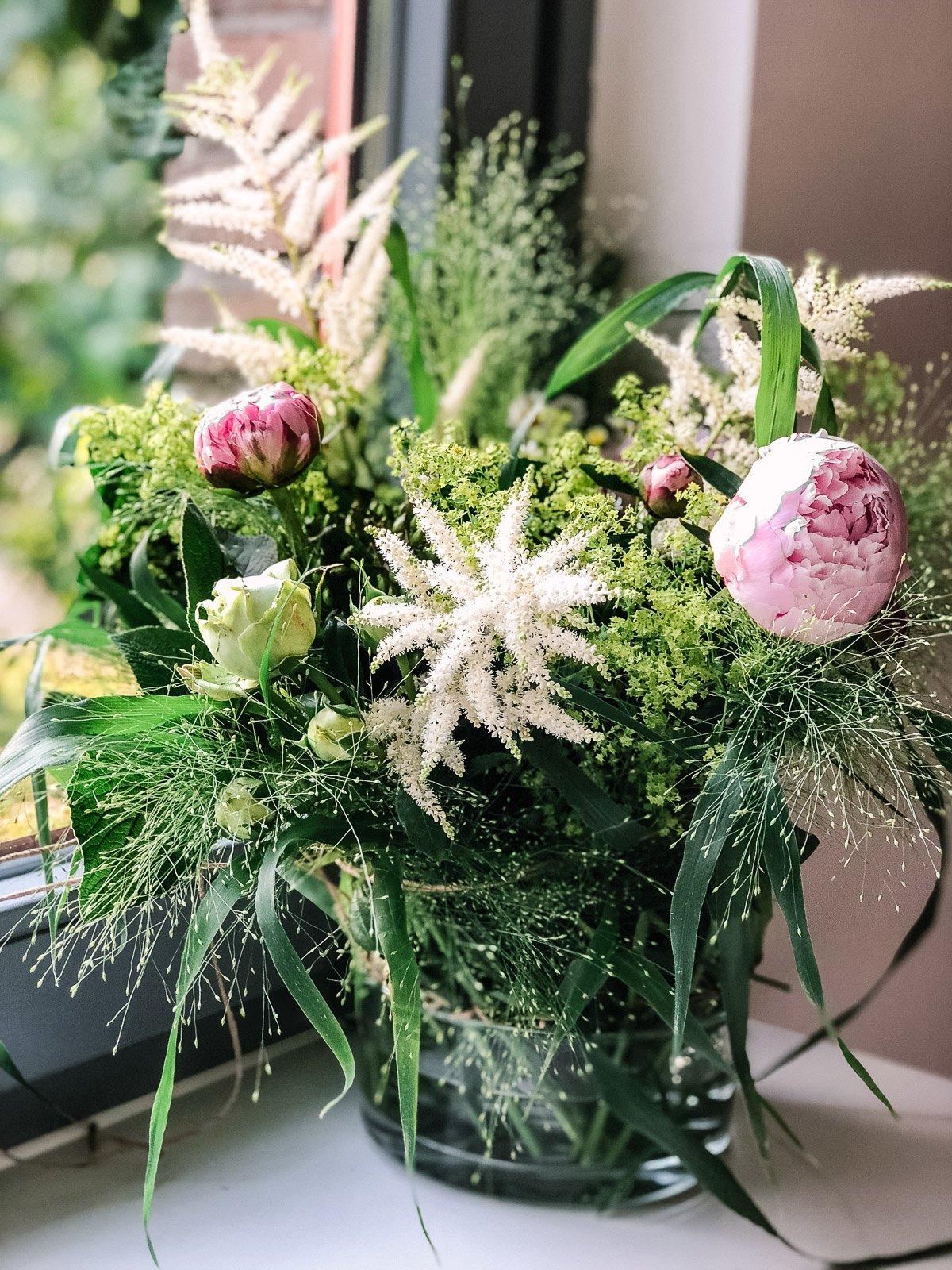Blogevent hella Mineralbrunnen und Blume 2000