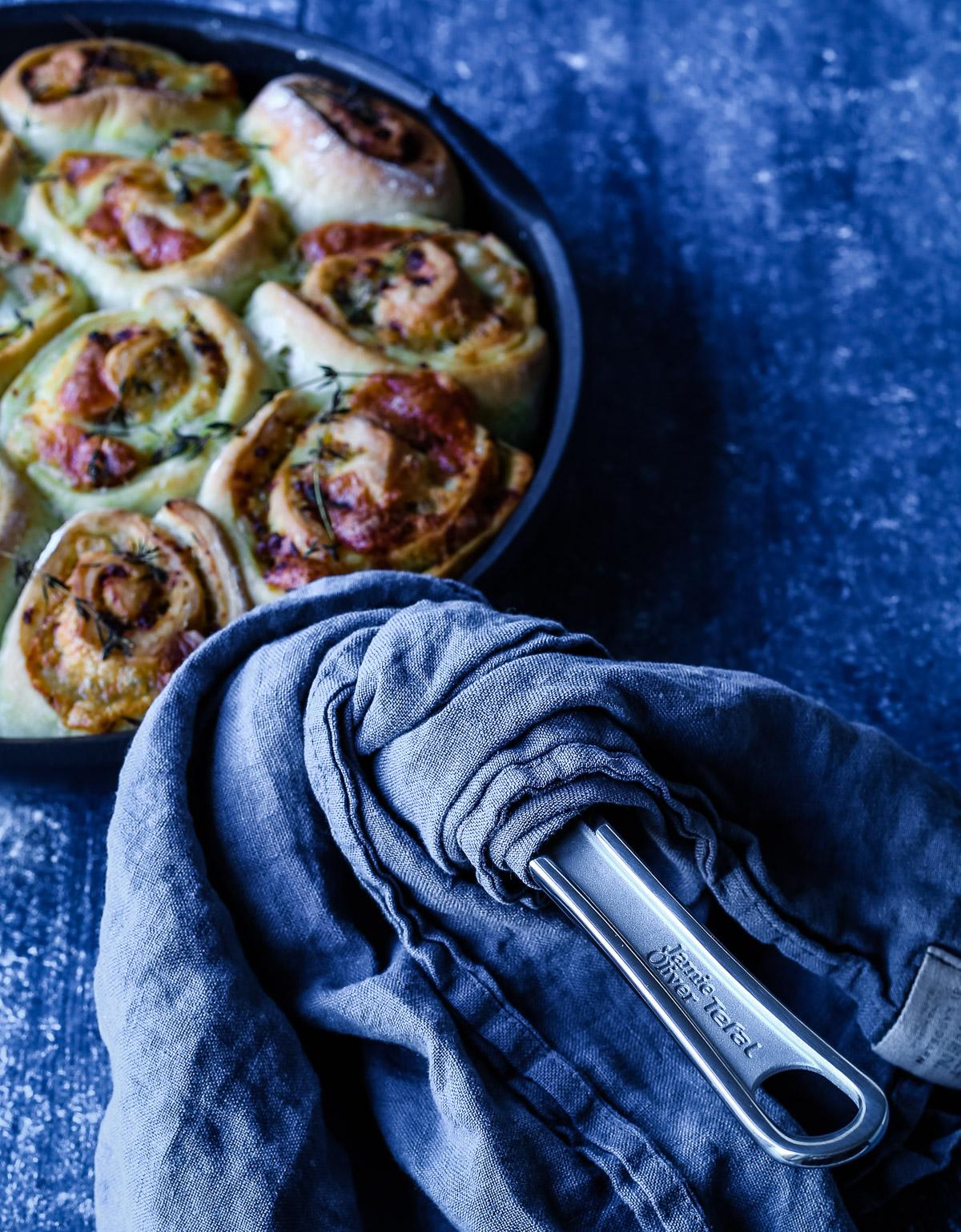 Zupfbrot Rezept mit Mozzarella
