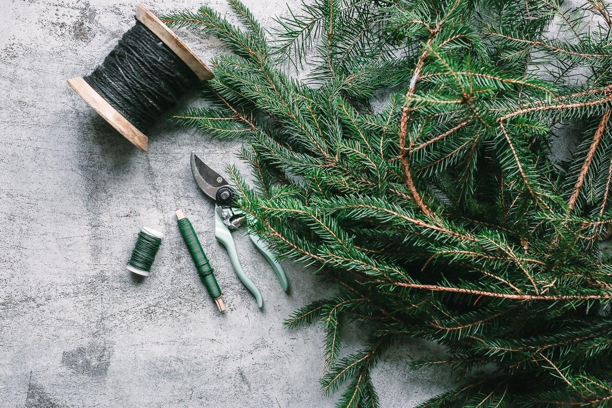 Weihnachtsdeko selber machen