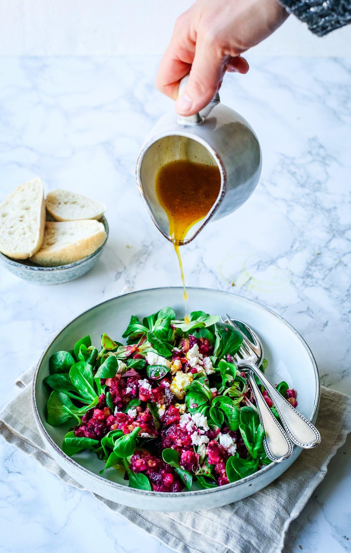 Rezept Rote Beete Salat Thermomix