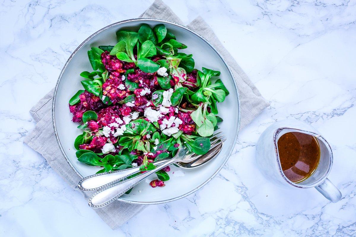 Rote Beete Salat Thermomix – so lecker und gesund