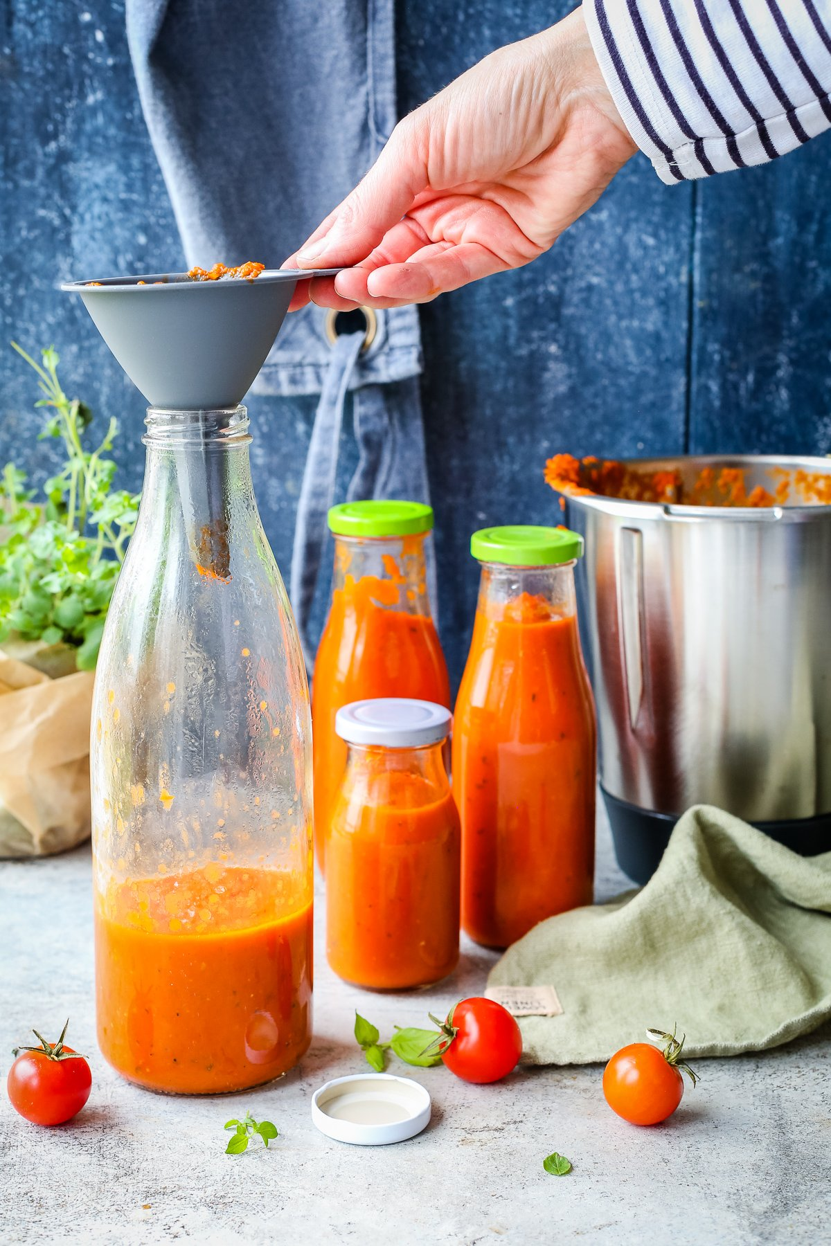 Thermomix Tomatensauce Rezept