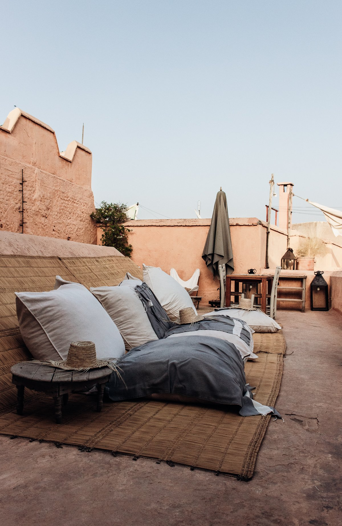 Riad berbere Marrakesch