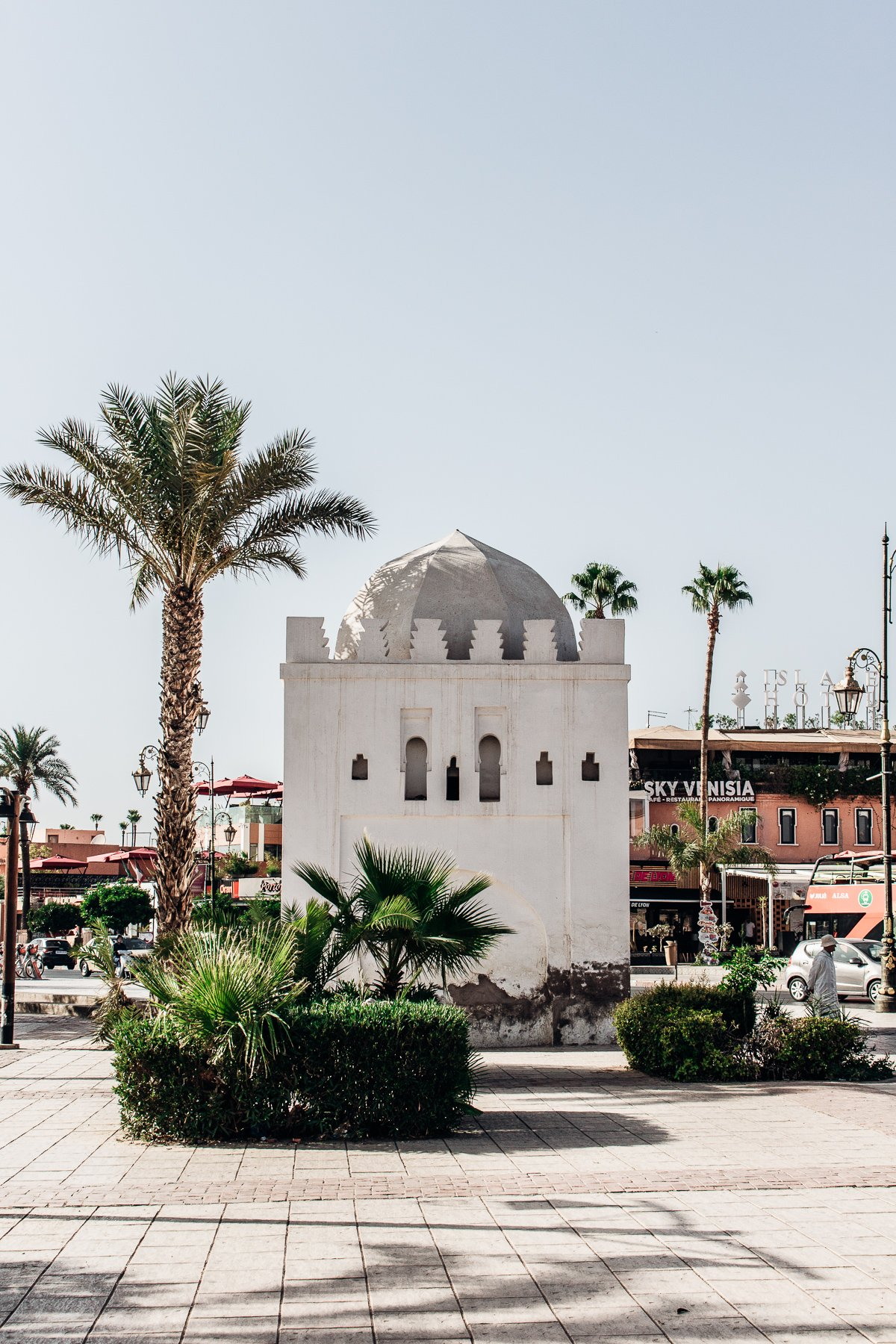 Marrakesch Tipps Koutoubia Moschee
