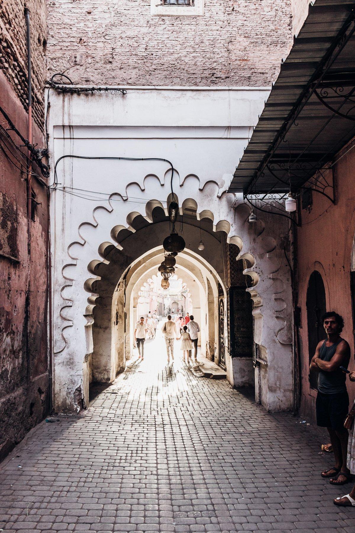 Marrakesch Tipps souks