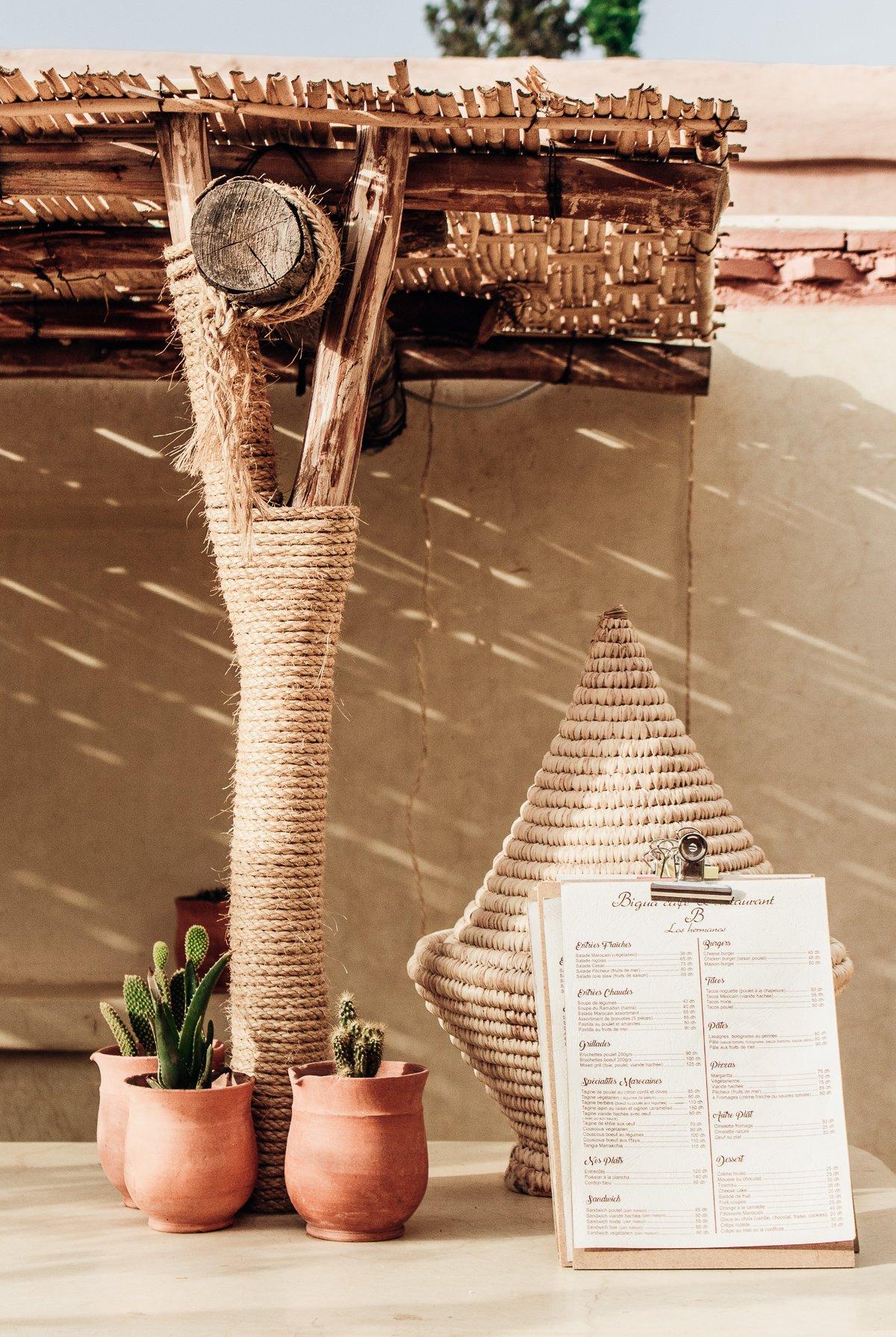 Marrakesch Tipps Bigua Cafe