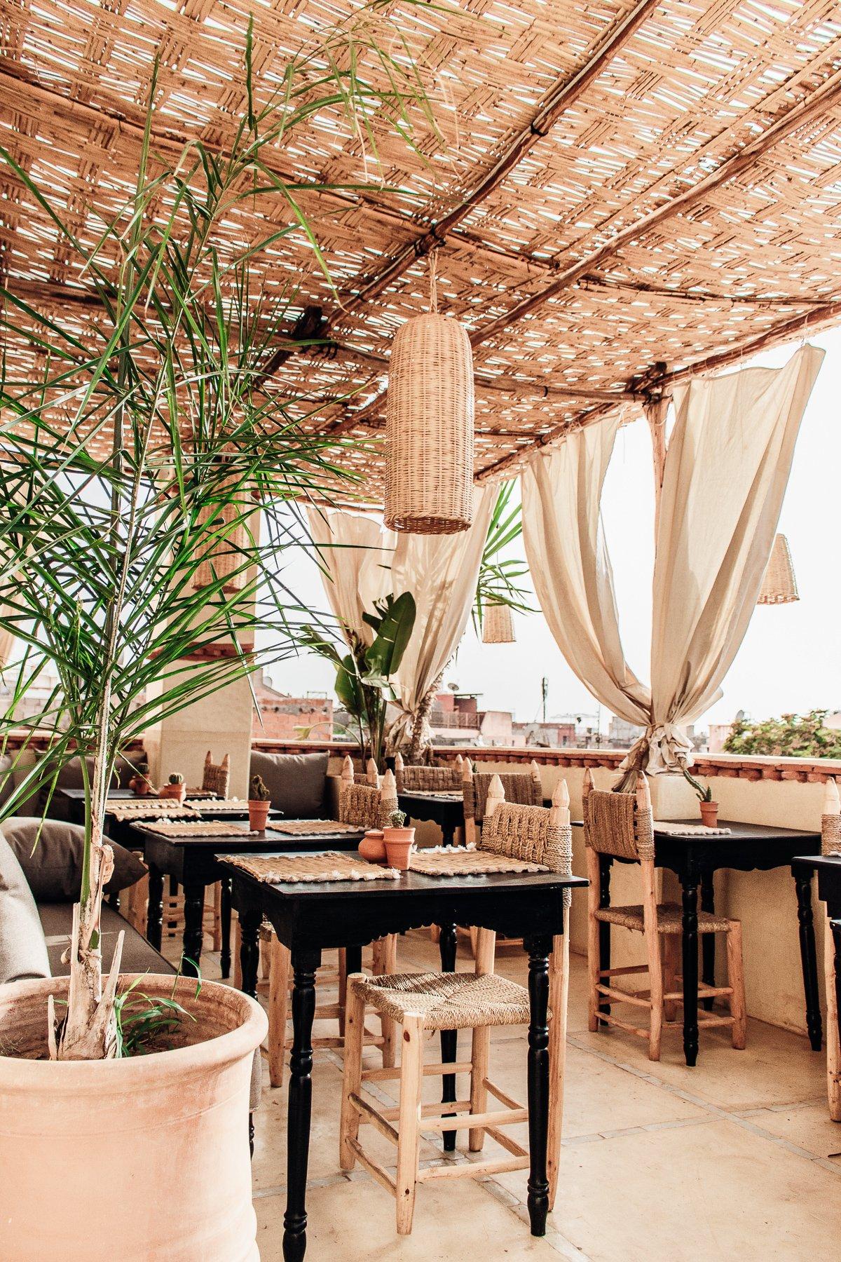 Bigua Cafe Marrakesch
