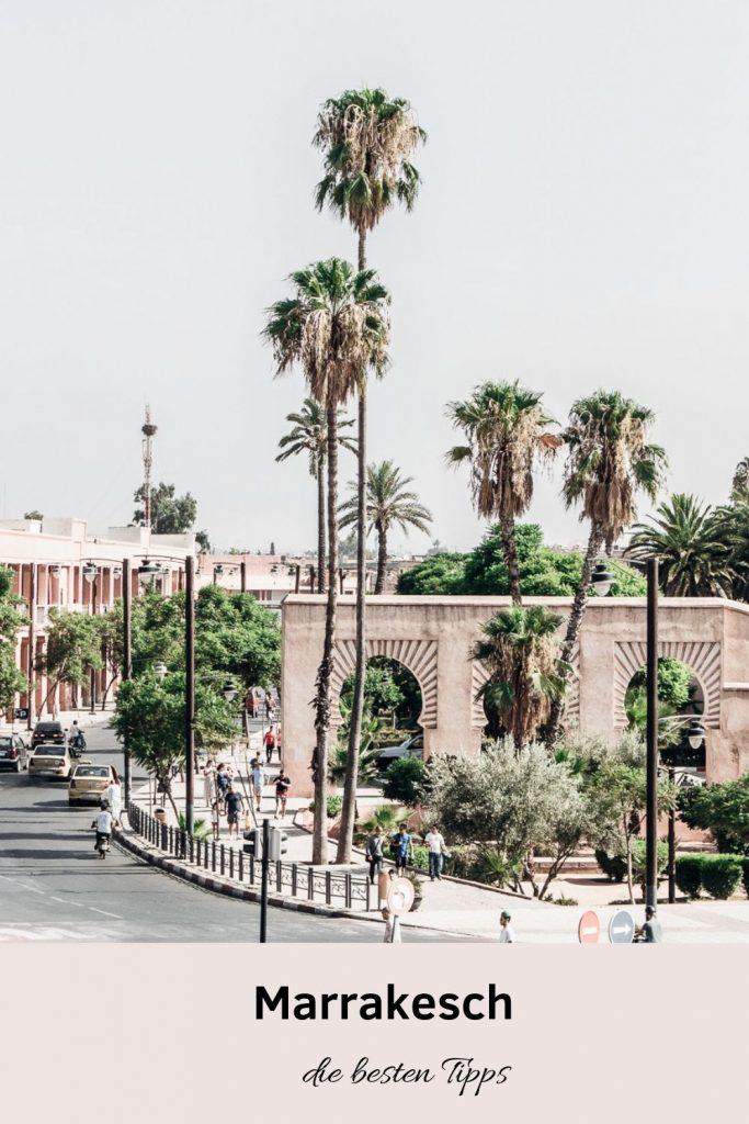Marrakesch - die besten Tipps rund ums Wohnen - Einkaufen - Shoppen