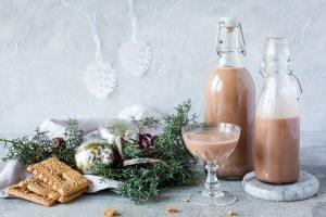 Spekulatius Likör Thermomix – das perfekte Mitbringsel in der Weihnachtszeit