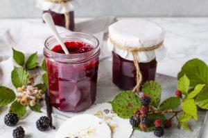 Brombeer Marmelade selber machen – so geht´s