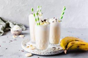 Thermomix Bananen-Milchshake