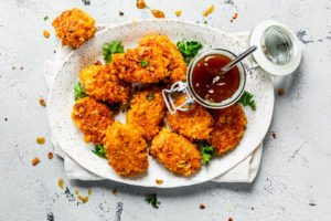 Thermomix Chicken Nuggets